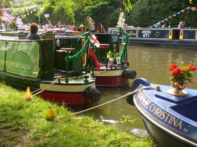 Narrowboat Gathering