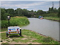 SP9123 : Grand Union Canal by Oast House Archive