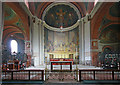 TQ2588 : St Jude on the Hill, Hampstead Garden Suburb - Sanctuary by John Salmon