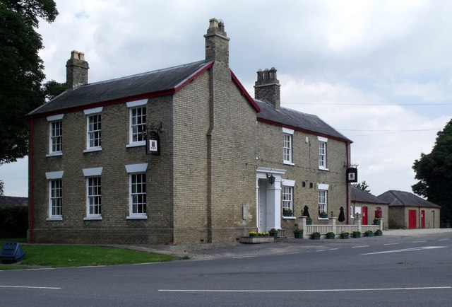 The Heneage Arms, Hainton