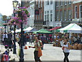 SU9949 : Street Market, Guildford by Colin Smith