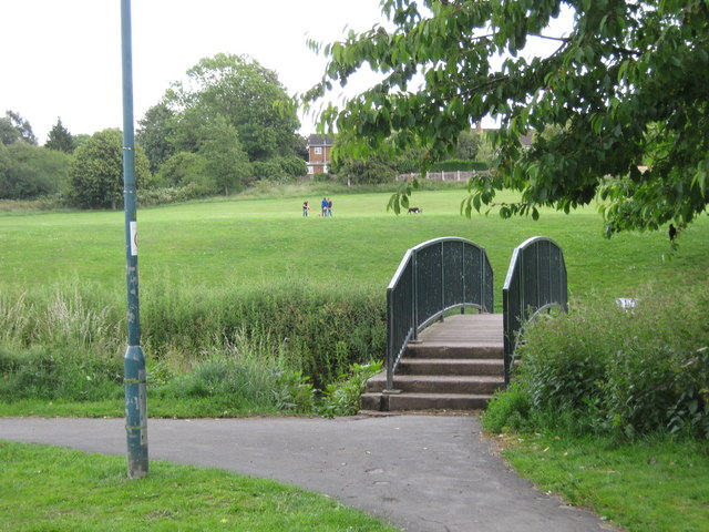 Recreation Ground, Haslucks Green / Shirley
