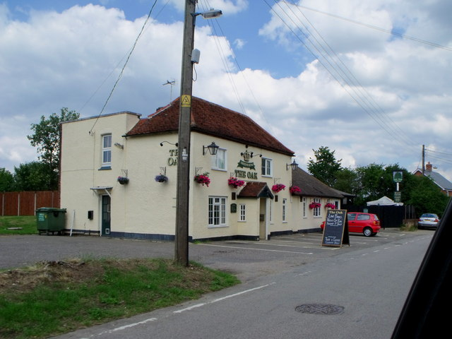 The Oak public house, Tiptree