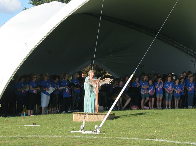Event at the Four Winds Festival, Rutland Water (11)