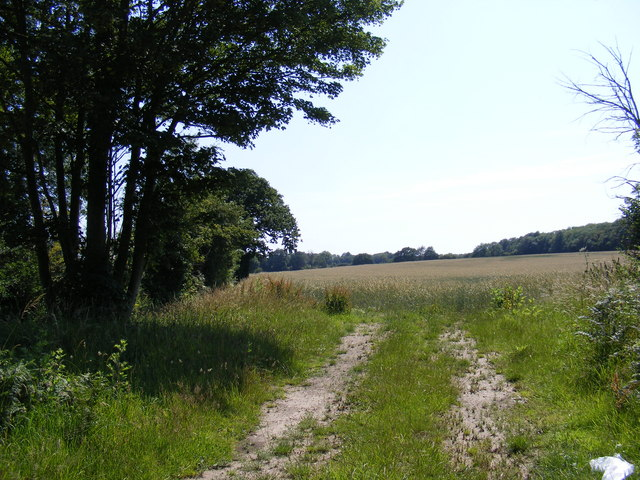 Footpath to Pretty Road