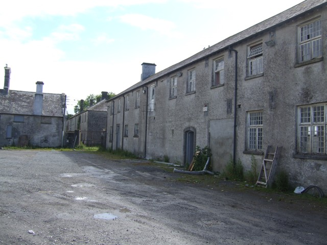 Portumna Workhouse