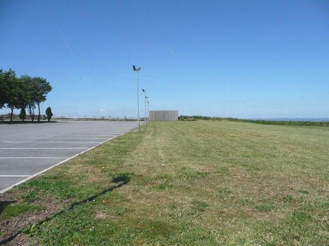 Straight line landscape, Roydhouse