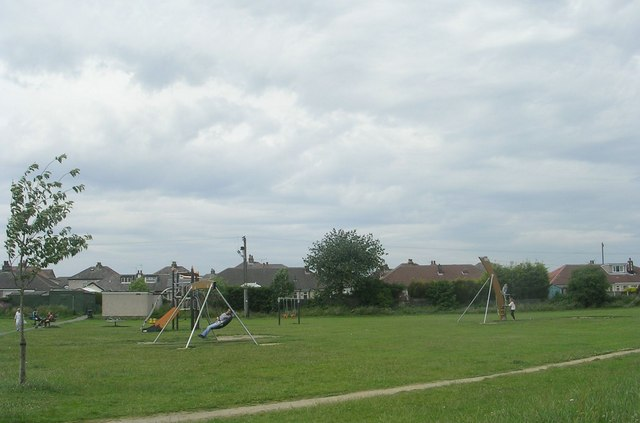 Play Area - off King's Drive