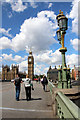 TQ3079 : Westminster Bridge, London by Christine Matthews
