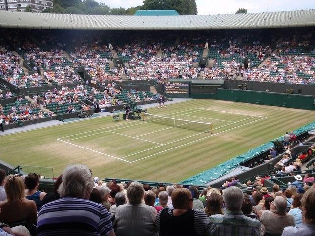 No. 1 Court