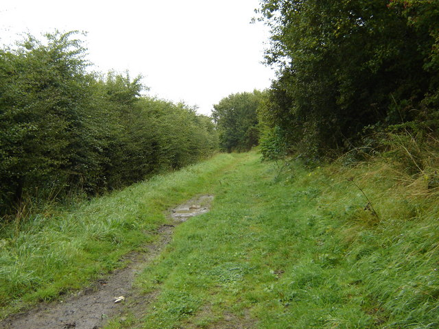 Track  alongside  the  A1237