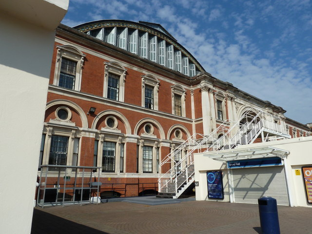 Exhibition Centre, Olympia, London