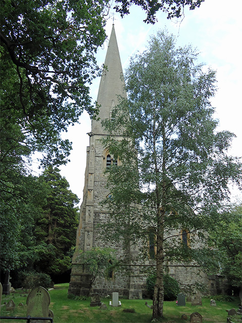 Holy Innocents' spire