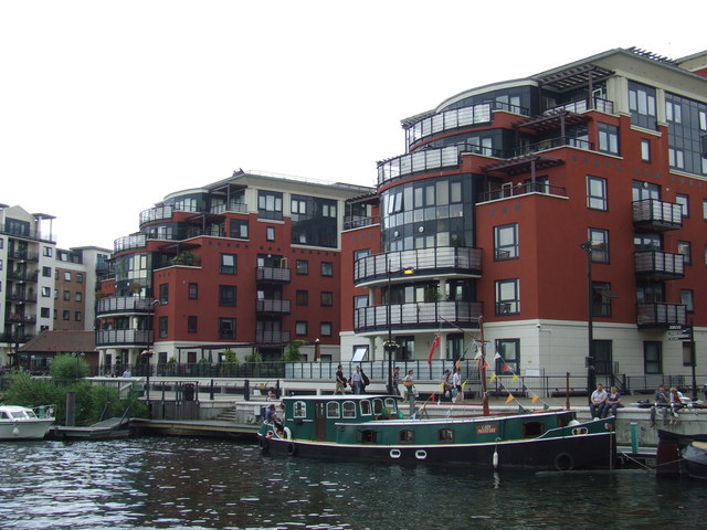Riverside apartments, Kingston