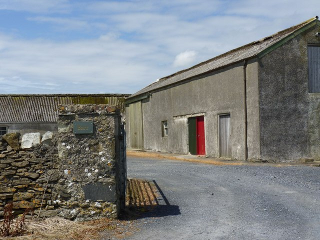 Barr Farm, Islay