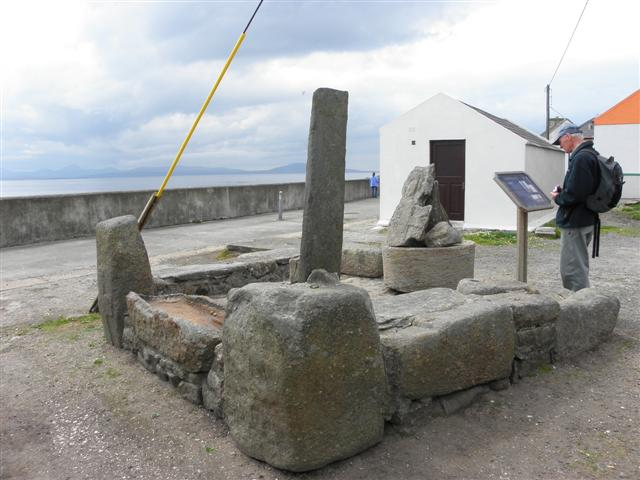 Ancient cross, Tory Island