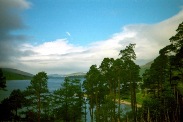 Loch Broom - 1987