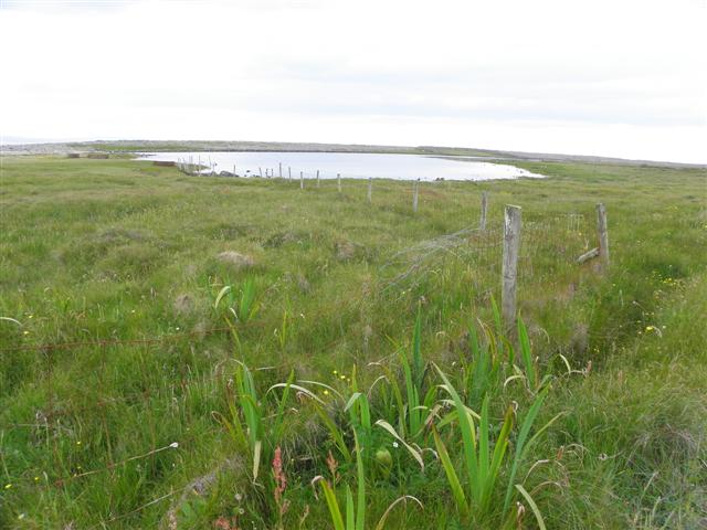 Loch Ó Dheas (South lake)