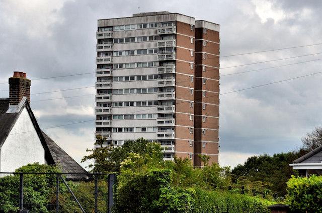 Moveen House, Finaghy, Belfast