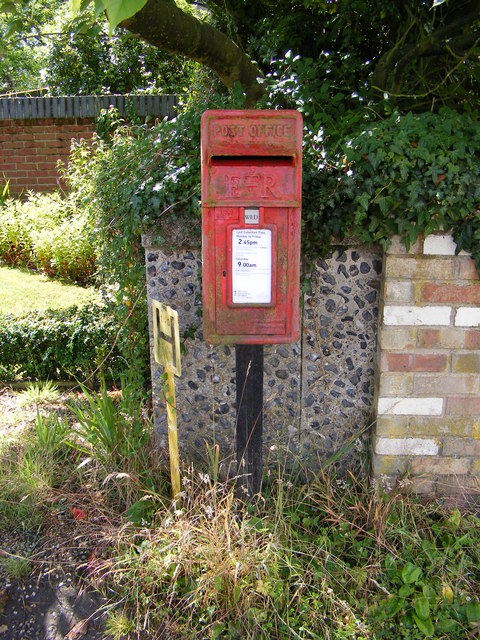 Foulsham Road Postbox