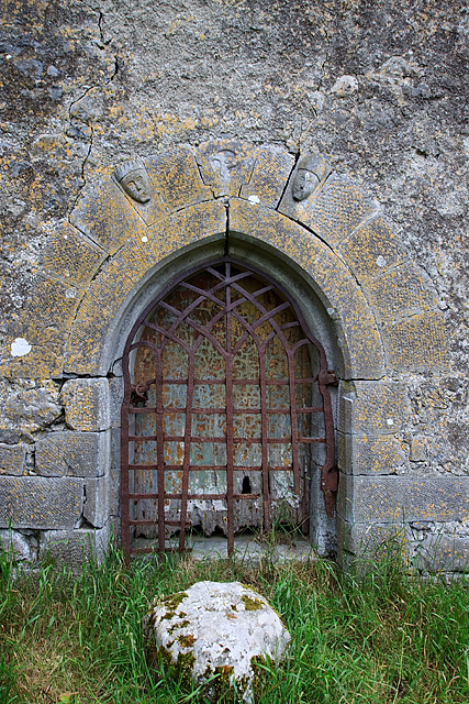 Castles of Leinster: Donore, Westmeath (detail)