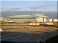 SJ8184 : Manchester Airport by David Dixon