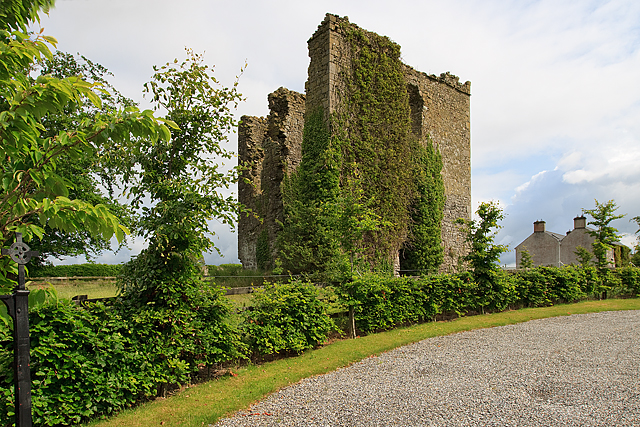 Castles of Leinster: Coolbanagher, Laois
