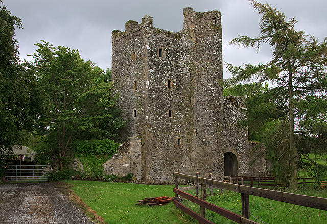 Castles Of Leinster Kilteel Kildare Mike Searle Cc By