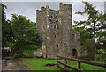 N9821 : Castles of Leinster: Kilteel, Kildare by Mike Searle