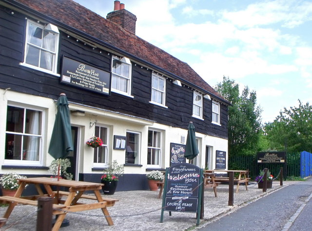 Bird in the Hand, Restaurant and Freehouse, Halstead