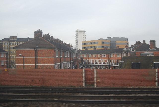 Flats in Bermondsey