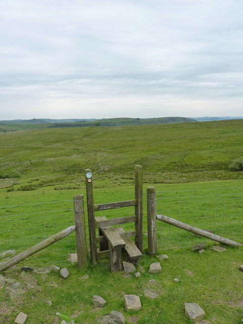 Footpath from Blackbank to Dun Cow's Grove