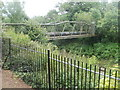 ST3390 : Pipe bridge, Caerleon by John Grayson