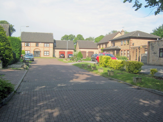 Housing off Lammas Road