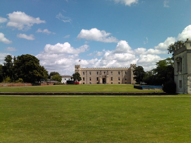 View of Syon House from Syon Park