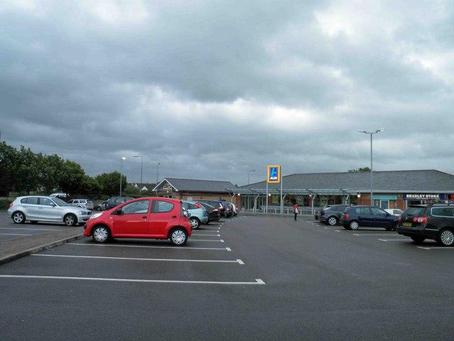 Aldi supermarket Bradley Stoke