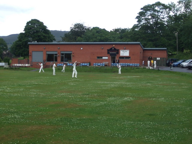 Saddleworth Cricket Club Pavilion