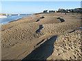 SH7778 : Central sandbank by Jonathan Wilkins