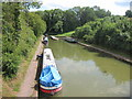 SP6989 : Foxton former boat lift by Oast House Archive