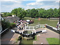 SP6989 : Foxton Locks by Oast House Archive