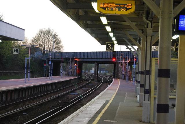 Sevenoaks Station Car Park