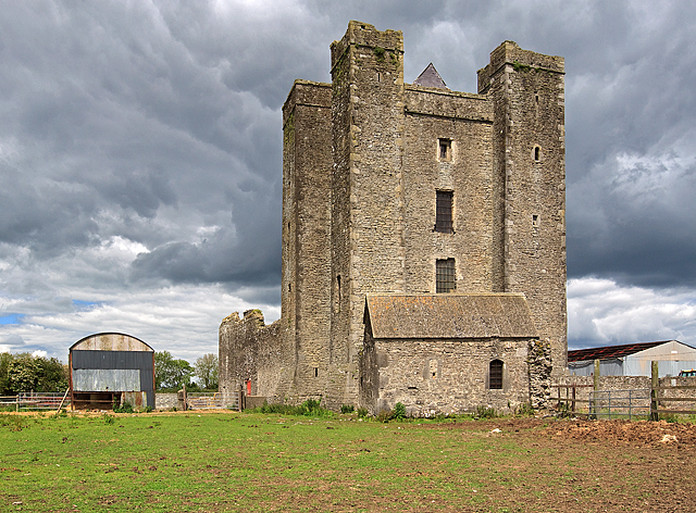 Castles of Leinster: Dunsoghly, Co. Dublin