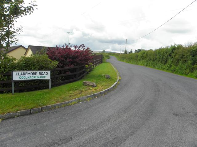 Claremore Road, Coolnacrunaght