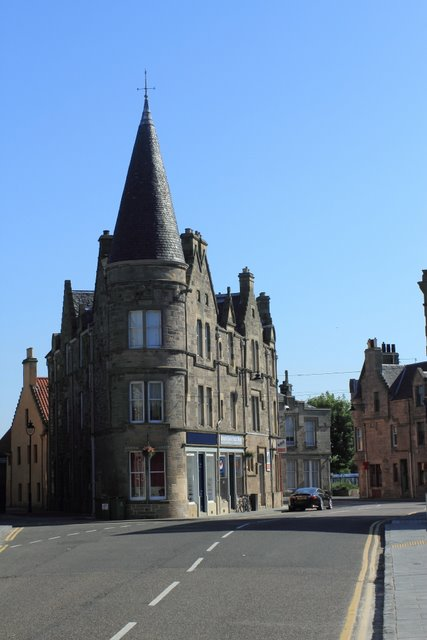 North Street in Bo'ness