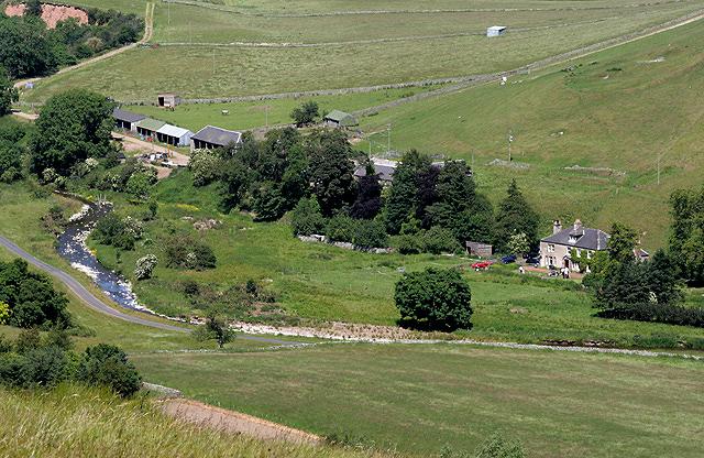 Mowhaugh Farm