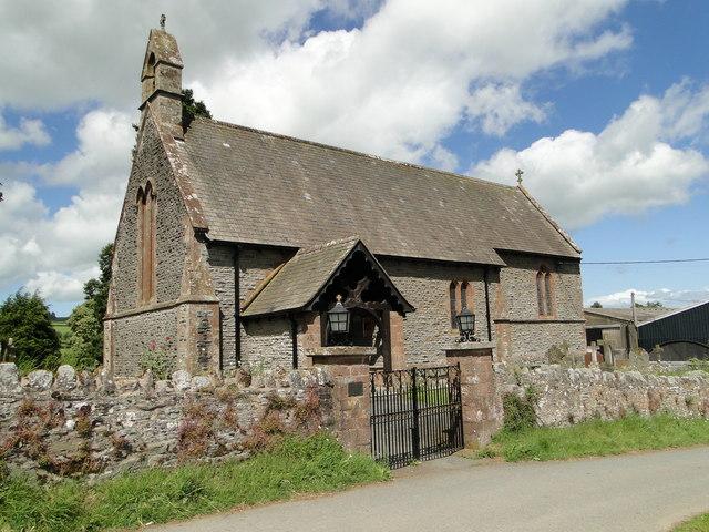 St Mary, Kinnerton
