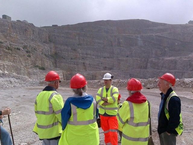 Pant Quarry, Halkyn