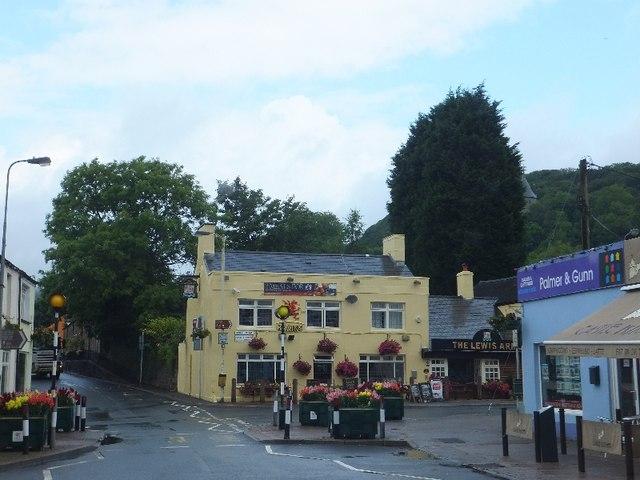 The Lewis Arms inn