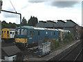 TQ5738 : Tunbridge Wells railway depot by Stephen Craven