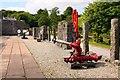 SX0055 : Hydraulic mining nozzles at Wheal Martyn by Steve Daniels